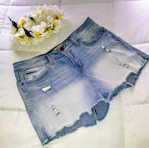 SEVENT Denin Shorts